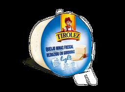 Queijo Minas Frescal Light Tirolez