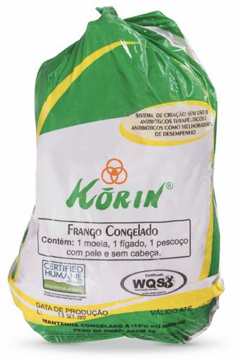 Frango Inteiro Korin