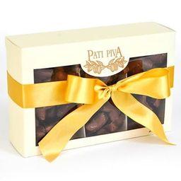 Biscoito Estrelinha Chocolate Ao Leite Pati Piva 3