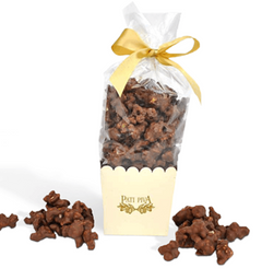 Pipoca Coberta Com Chocolate Pati Piva 250 g