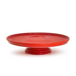 Suporte Bolo Le Creuset Vermelho 30Cm