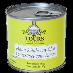 Atum Solido Com Limão Siciliano Tours 190 g