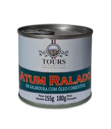 Atum Ralado Em Óleo Comest Tours 180 g