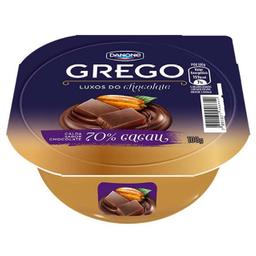 Iogurte Grego 70% Cacau Danone 100g