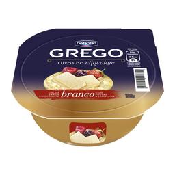 Iogurte Grego Chocolate Branco/Frutas/Ver Danone 100g