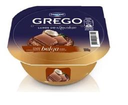 Iogurte Grego Chocolate Belga/Coco Danone 100g