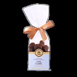 Amêndoas Cobertas Com Chocolate Branco E Café Vieira 160g