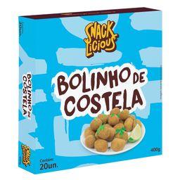 Bolinho De Costela Snack Licious 400g