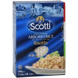 Arroz Arborio Italiano Scotti 500g