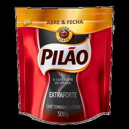 Café Extra Forte Torrado E Moido Doy Bag Pilao 500g