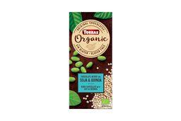 Chocolate Amargo Org Quinoa E Soja Torras 100G