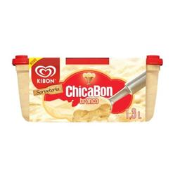 Sorvete Chicabon Branco Kibon 1,5L
