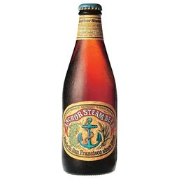 Cerveja Americana Anchor Steam Beer Ambar 355Ml