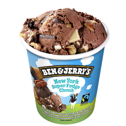 Ben & Jerry's New York Super Fudge Chunk 458ml