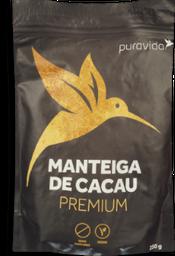Manteiga De Cacau Premium Puravida 250G