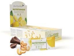 Nutrition Bar Caju & Limao Puravida 50G