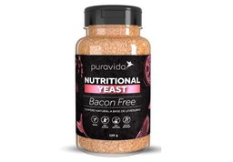 Nutritional Yeast Bacon Free Puravida 120G