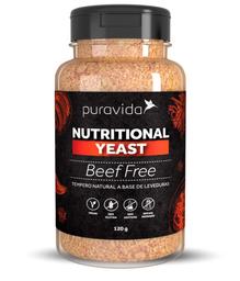 Nutritional Yeast Beef Free Puravida 120G
