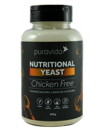 Nutritional Yeast Chicken Free Puravida 120G