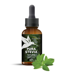 Pura Stevia Clear Puravida 60Ml