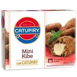 Mini Kibe Recheado Com Catupiry 300g