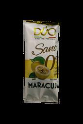 Picolé Vegano Maracujá Zero Duo Gelato 55g