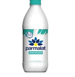 Leite Uht Desnatado Pet 1 L Parmalat