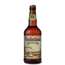 Cerveja Hoper Lager Paulistania Viaduto Do Chá 500