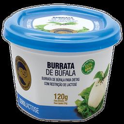 Burrata Zero Lactose Bufalo Dourado 120g