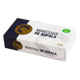 Manteiga De Bufala Zero Lactose Bufalo Dourado 150g
