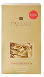 Macarrão Italiano  Fasano Penne Ziti Rig 500g
