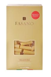 Macarrão Italiano  Fasano Rigatoni 500g