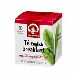 Cha Esp Carmencita English Breakfast 175G