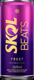 Cerveja Skol Beats Frost Lt 269Ml