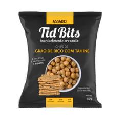 Snack Grão De Bico Com Tahine Tidbits 50g