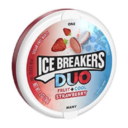 Bala Ice Morango Duo Hersheys 35G