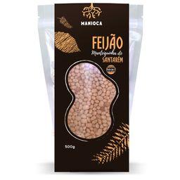 Feijão Manteiguinha De Santarem Manioca 500g