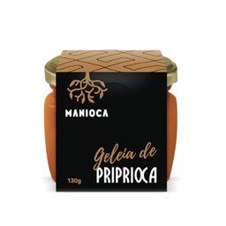 Geléia De Priprioca Manioca 130g G
