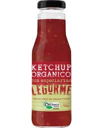 Ketchup Orgânico Com Especiarias Legurme 330g