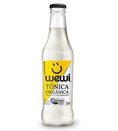Água Tonica Orgânica  Wewi 255Ml