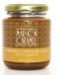 Caramelo Cremoso Com Flor De Sal Maison Caramel 25