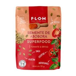 Snack Semente De Abobora Tomate E Ervas Flow 30G