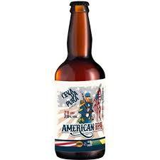 Cerveja American Cevada Pura 500ml