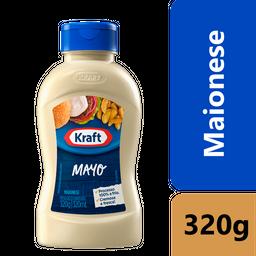 Maionese Kraft Tradicional 320g