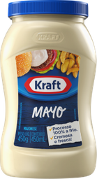 Maionese Kraft 450g
