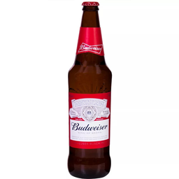 Cerveja Budweiser One Way 550ml