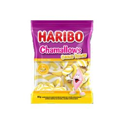 Chamallows Cables Yellow Haribo 80G