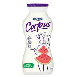 Iogurte Líquido Sem Lactosat Melancia Corpus 170g
