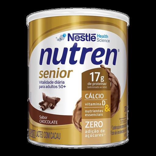 Nutren Senior Suplemento Alimentar Chocolate