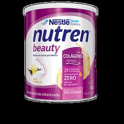 Alimento Em Em Pó Beauty Vanilla Nutren 400g